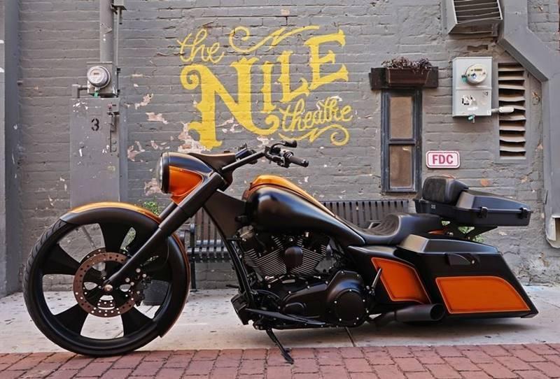 2014 AzzKikr Custom Bagger for sale at AZautorv.com in Mesa AZ