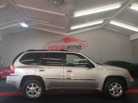 2007 GMC Envoy for sale at Premium Motors in Villa Park IL