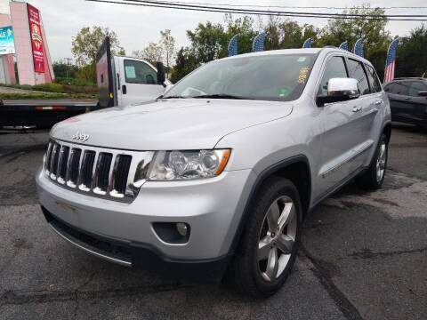 2012 Jeep Grand Cherokee for sale at P J McCafferty Inc in Langhorne PA