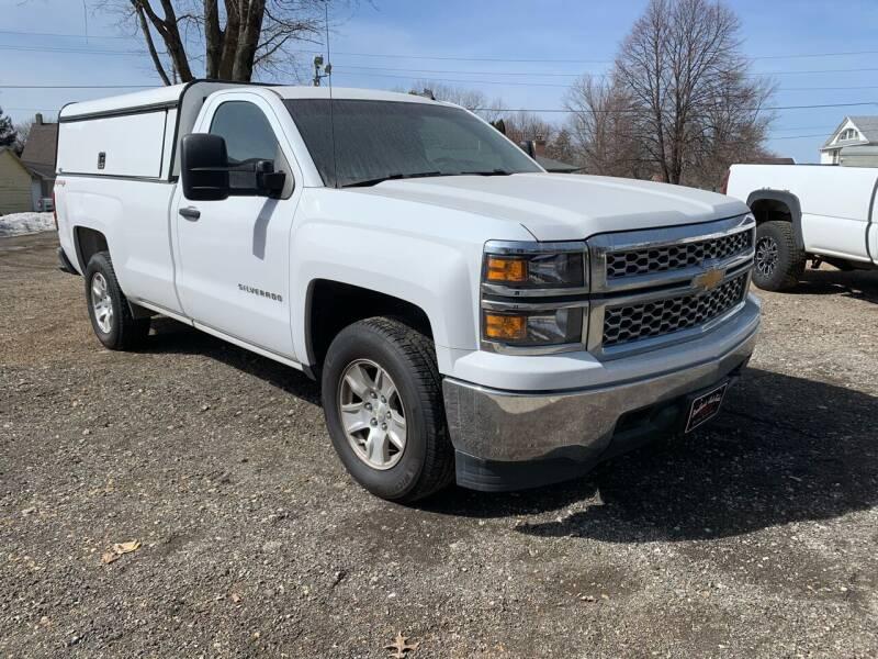 2014 Chevrolet Silverado 1500 for sale at BROTHERS AUTO SALES in Hampton IA