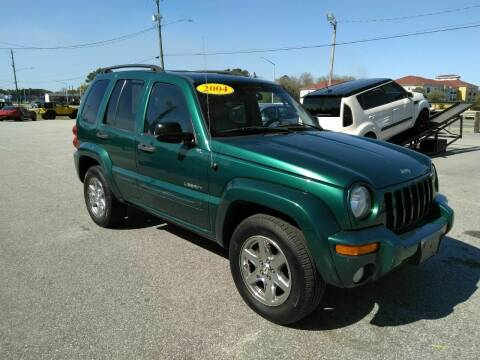2004 Jeep Liberty for sale at Kelly & Kelly Supermarket of Cars in Fayetteville NC