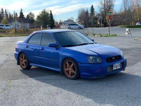 2004 Subaru Impreza for sale at Freedom Auto Sales in Anchorage AK