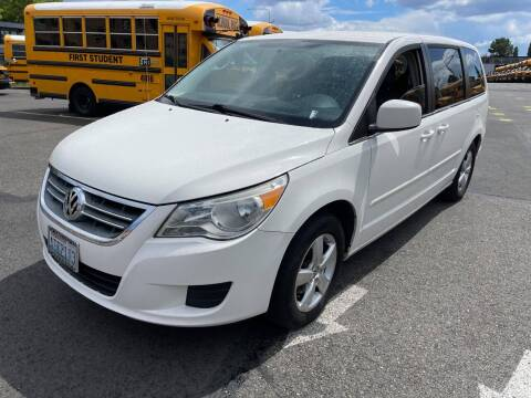 2010 Volkswagen Routan for sale at SNS AUTO SALES in Seattle WA
