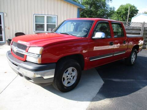 2005 Chevrolet Silverado 1500 for sale at Classics and More LLC in Roseville OH