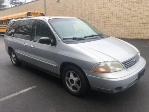 2001 Ford Windstar for sale at Z Motorz Company in Philadelphia PA