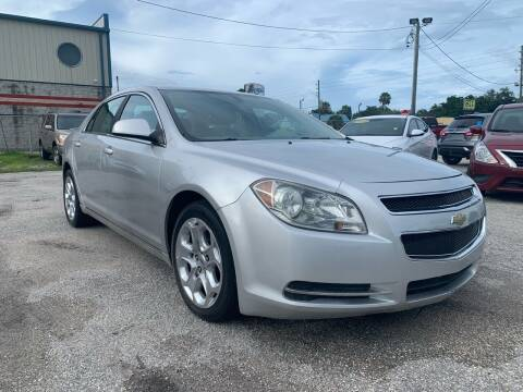 2010 Chevrolet Malibu for sale at Marvin Motors in Kissimmee FL