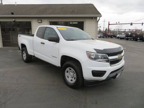 2015 Chevrolet Colorado for sale at Tri-County Pre-Owned Superstore in Reynoldsburg OH