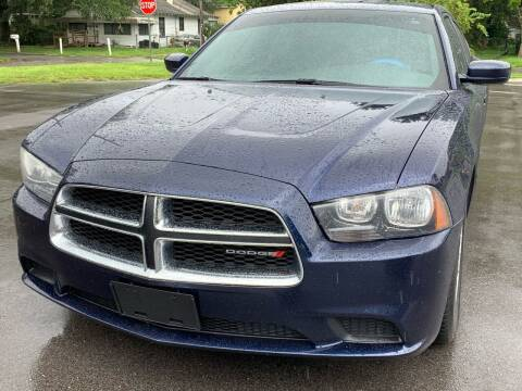 2014 Dodge Charger for sale at Consumer Auto Credit in Tampa FL