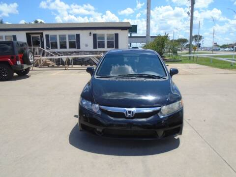 2009 Honda Civic for sale at Zoom Auto Sales in Oklahoma City OK
