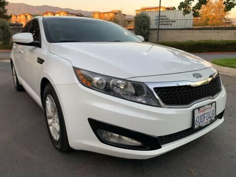 2012 Kia Optima for sale at Select Auto Wholesales in Glendora CA