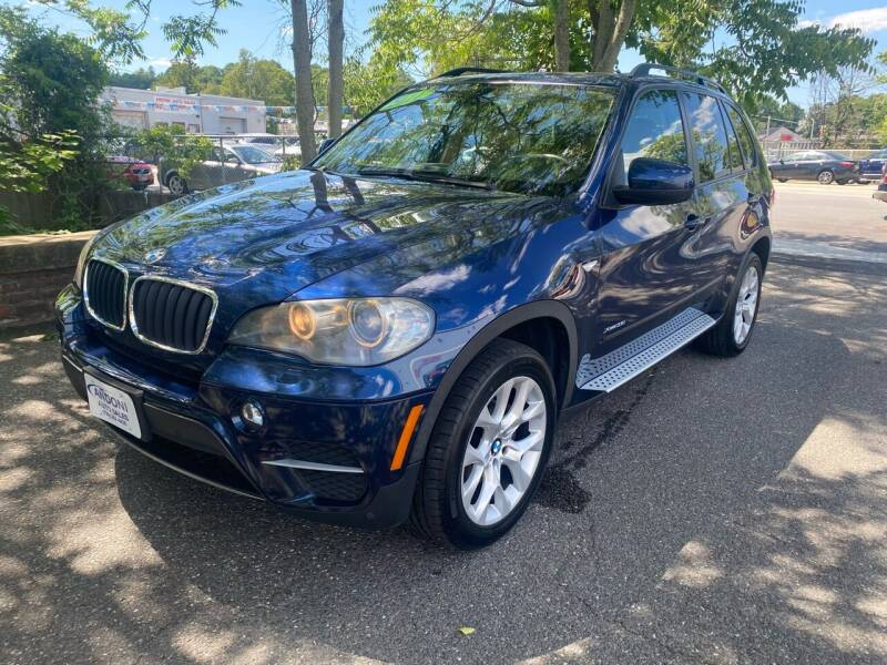 2011 BMW X5 for sale at ANDONI AUTO SALES in Worcester MA