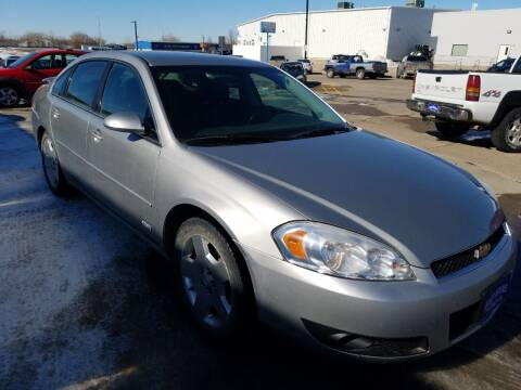 2008 Chevrolet Impala for sale at Select Auto Sales in Devils Lake ND