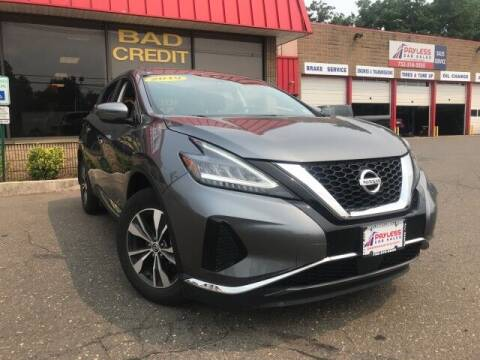 2019 Nissan Murano for sale at PAYLESS CAR SALES of South Amboy in South Amboy NJ