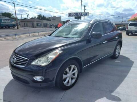 2008 Infiniti EX35 for sale at Suzuki of Tulsa - Global car Sales in Tulsa OK