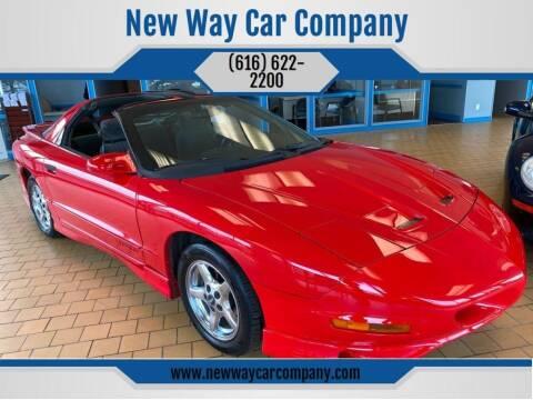 1997 Pontiac Firebird for sale at New Way Car Company in Grand Rapids MI