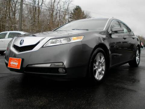 2011 Acura TL for sale at Auto Brite Auto Sales in Perry OH