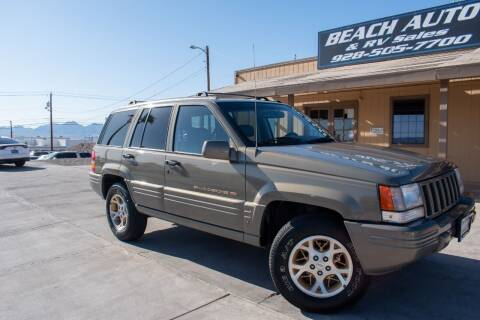 1996 Jeep Grand Cherokee for sale at Beach Auto and RV Sales in Lake Havasu City AZ