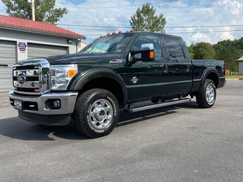 2012 Ford F-250 Super Duty for sale at Alexandria Auto Mart LLC in Alexandria PA
