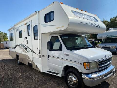 2002 Fleetwood Tioga for sale at NOCO RV Sales in Loveland CO