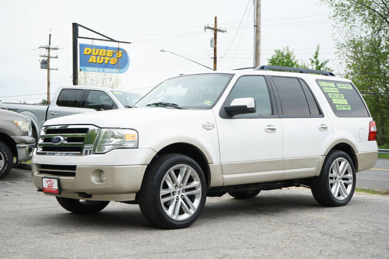 2010 Ford Expedition for sale at Dubes Auto Sales in Lewiston ME