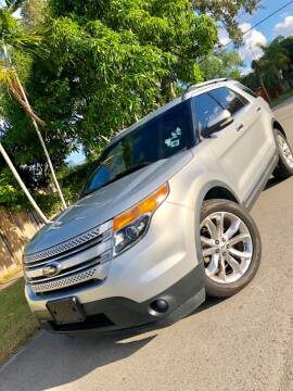 2012 Ford Explorer for sale at IRON CARS in Hollywood FL