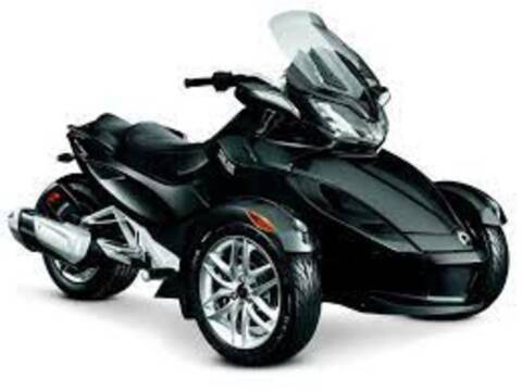 2014 Can-Am RD SPYDER ST 991 SE5 for sale at Head Motor Company - Head Indian Motorcycle in Columbia MO