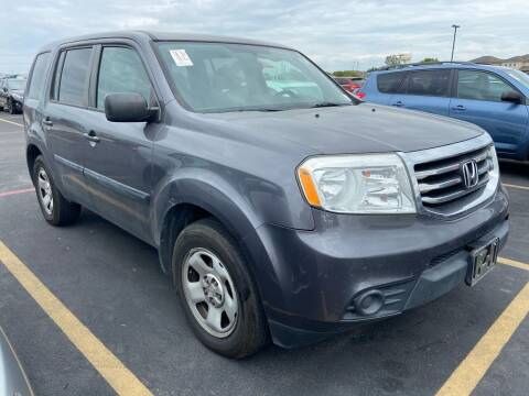 2014 Honda Pilot for sale at Collins Auto Sales in Waco TX