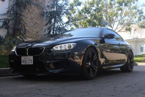 2015 BMW M6 for sale at United Automotive Network in Los Angeles CA