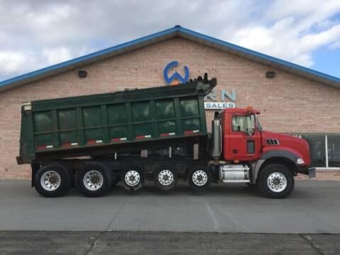 2006 Mack CV713 5 Axle Dump