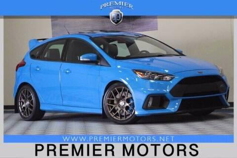 2016 Ford Focus for sale at Premier Motors in Hayward CA