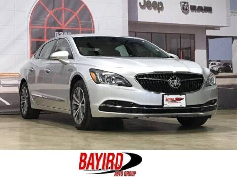 2018 Buick LaCrosse for sale at Bayird Truck Center in Paragould AR