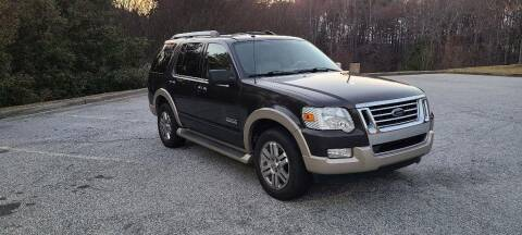 2007 Ford Explorer for sale at CU Carfinders in Norcross GA