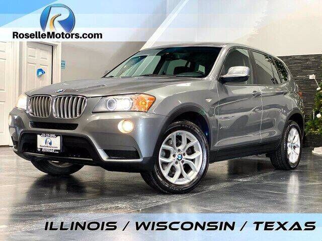 2011 BMW X3 for sale in Roselle, IL