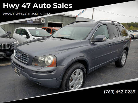 2007 Volvo XC90 for sale at Hwy 47 Auto Sales in Saint Francis MN