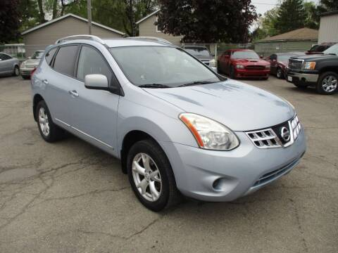 2011 Nissan Rogue for sale at RJ Motors in Plano IL