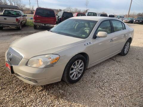 2011 Buick Lucerne for sale at Korz Auto Farm in Kansas City KS