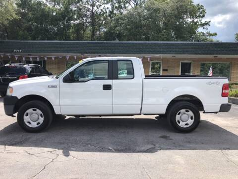 2007 Ford F-150 for sale at Magic Imports in Melrose FL