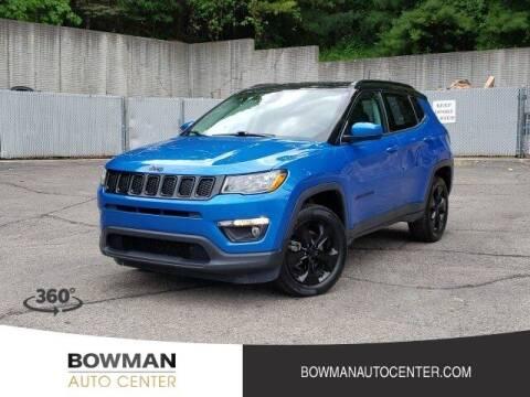 2018 Jeep Compass for sale at Bowman Auto Center in Clarkston MI