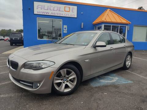 2013 BMW 5 Series for sale at AUTOLOT in Bristol PA
