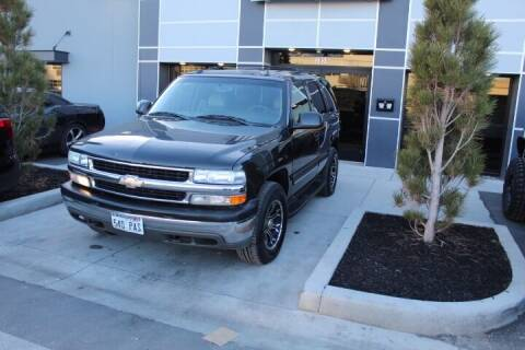 2004 Chevrolet Tahoe for sale at UNITED AUTO in Millcreek UT