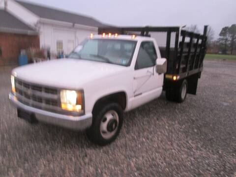 2000 Chevrolet C/K 3500 Series for sale at Wally's Wholesale in Manakin Sabot VA