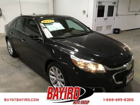 2015 Chevrolet Malibu for sale at Bayird Truck Center in Paragould AR
