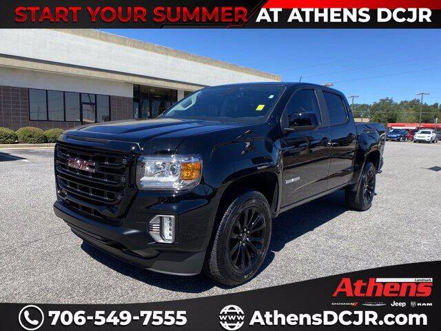 2021 GMC Canyon for sale in Athens, GA