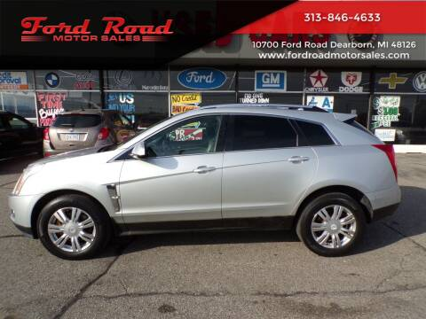 2010 Cadillac SRX for sale at Ford Road Motor Sales in Dearborn MI
