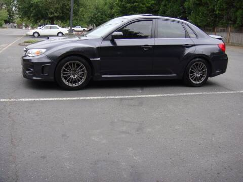 2014 Subaru Impreza for sale at Western Auto Brokers in Lynnwood WA