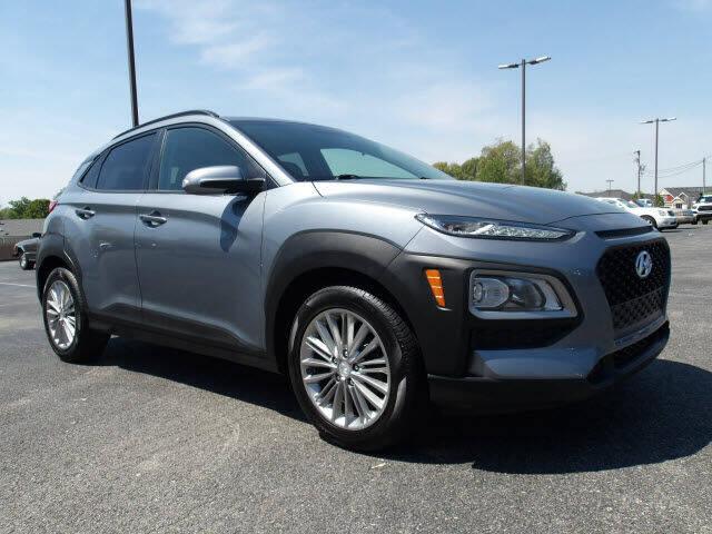 2018 Hyundai Kona for sale at TAPP MOTORS INC in Owensboro KY