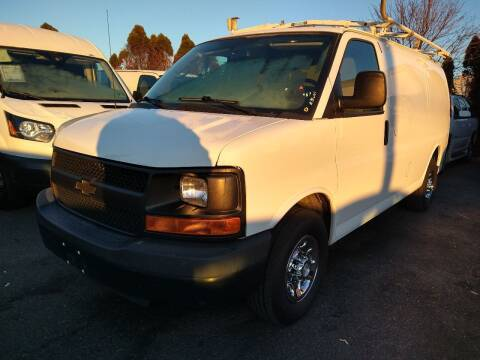 2014 Chevrolet Express Cargo for sale at P J McCafferty Inc in Langhorne PA