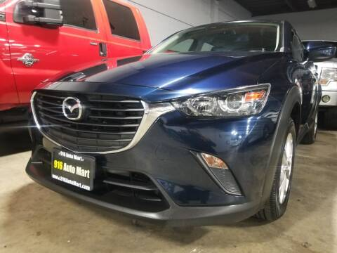 2018 Mazda CX-3 for sale at 916 Auto Mart ONLY $399 DOWN!!!* in Sacramento CA