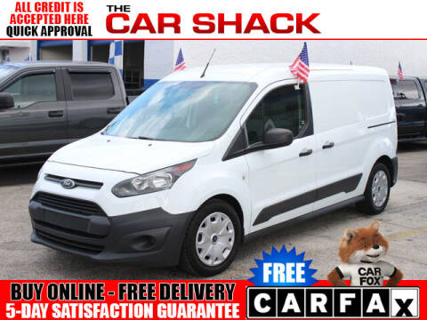 2016 Ford Transit Connect Cargo for sale at The Car Shack in Hialeah FL