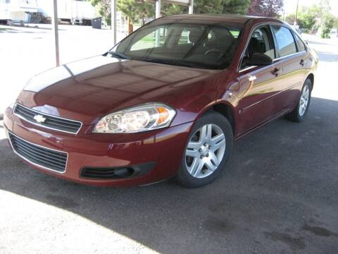 2006 Chevrolet Impala for sale at Wolf's Auto Inc. in Great Falls MT